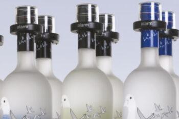 collari per bottiglie